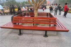 广场树圈椅