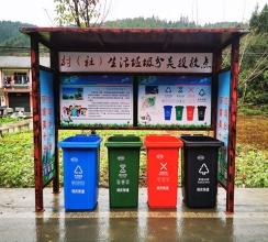 绍庆垃圾分类宣传栏