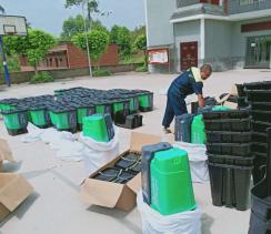 广安垃圾桶
