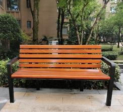 龙湖江与城休闲座椅