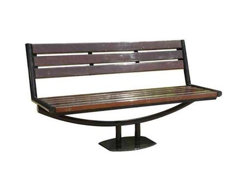 钢质休闲椅