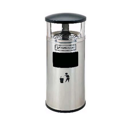 海宁不锈钢垃圾桶-xl050