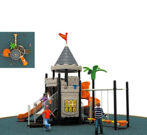 儿童游乐设施XA-12-06