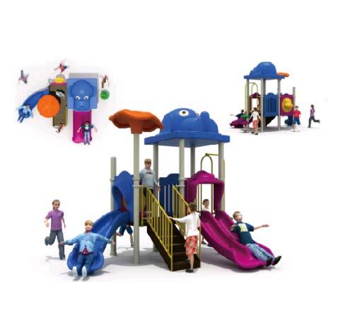 儿童游乐设施XA-12-08