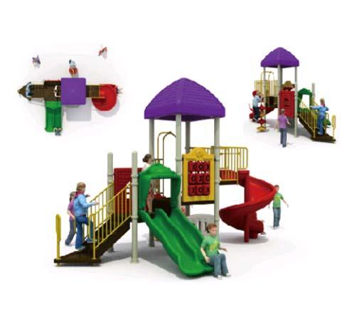 儿童游乐设施XA-12-10