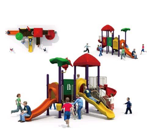 儿童游乐设施XA-12-09