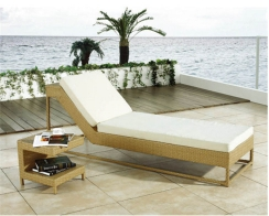 休闲沙滩椅
