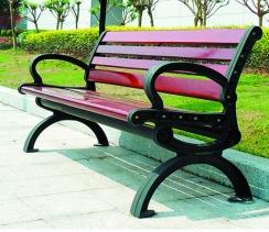 眉山公园休闲椅