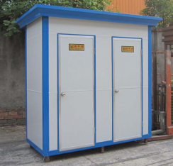 移动厕所XA-8