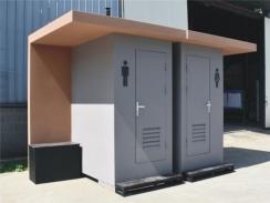 重庆微生物水处理环保厕所XA-2