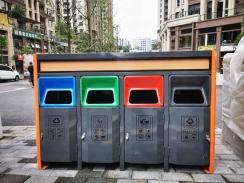 垃圾分类收集箱XA-6