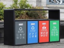 贵州垃圾分类收集箱XA-10