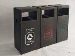 三分类果皮箱XA-3