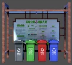 垃圾分类宣传栏XA-12
