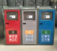 垃圾分类收集箱XA-13