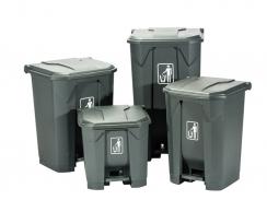 脚踏塑料垃圾桶XA-3